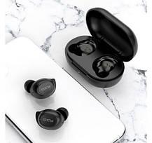Бездротові навушники QCY T9 TWS Earphone Black, фото 3