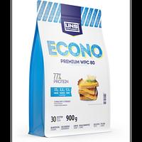 Протеин UNS Econo Premium, 900 г, Лимонная Тарта Lemon Tart