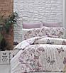 Евро комплект постельного белья First Choice Ranforce, фото 2