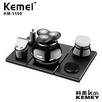 Электробритва стайлер Kemei Km-1109