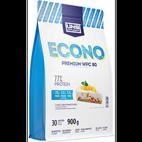 Протеин UNS Econo Premium, 900 г, Апельсиновый Чизкейк Orange Cheesecake