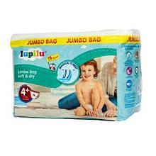 Подгузники Lupilu Soft & Dry №4+ (9-18 кг) 78 шт