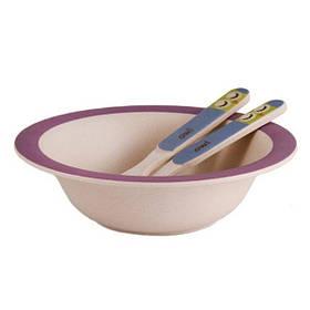 Дитячий набір посуду Совеня (3 предмета)