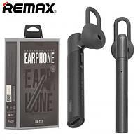 Bluetooth моно-гарнитура Remax RB-T17  блютуз наушник один