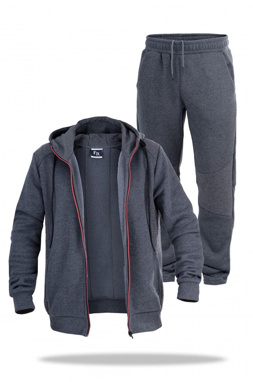 Спортивний костюм чоловічий Freever SF 8605 сірий