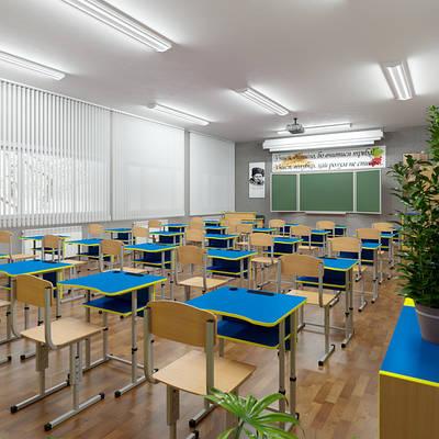 Мебель для Новой Украинской Школы