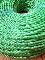 """Веревка полипропиленовая """"Самокрут"""" (5,0 мм.) - 200 м."""