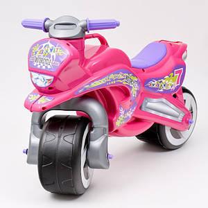 Мото-байк, розовый, (Оригинал)