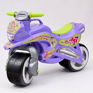 Мото-байк, фиолетовый, (Оригинал)