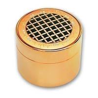 Золотистая шкатулка со стразами Jardin D`Ete J98-0227