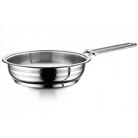 Сковорода из нержавеющей стали 22 см Hascevher Gastro 3TVDGR0022005