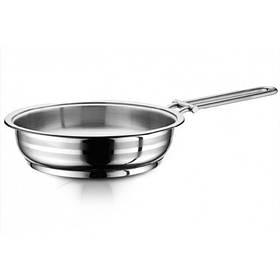 Сковорода из нержавеющей стали 24 см Hascevher Gastro 3TVDGR0024009