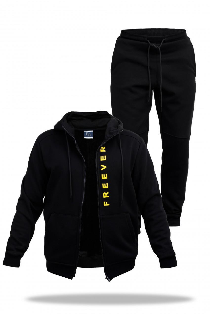 Спортивный костюм мужской Freever SF 8606 черный