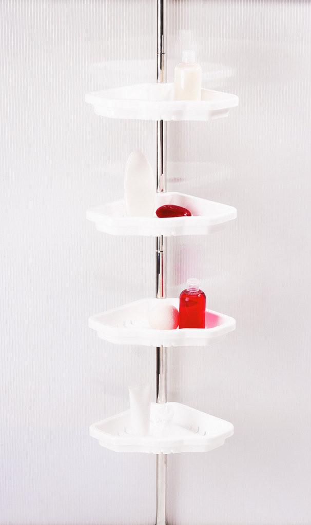 Полка для ванной PrimaNova N17-16 Прозрачный