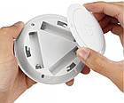 """ОПТ Набір """"розумних"""" світлодіодних LED-світильників (push-for-light) 3 шт + пульт дистанційного управління, фото 4"""