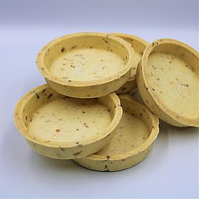 Напівфабрикат кондитерський тарт солоний