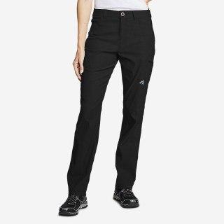 Треккинговые штаны Eddie Bauer Woman's Guide Pro Pants Black 8