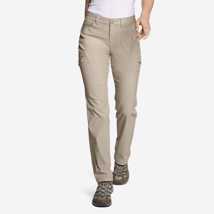 Треккинговые штаны Eddie Bauer Woman's Guide Pro Pants Pumice 6