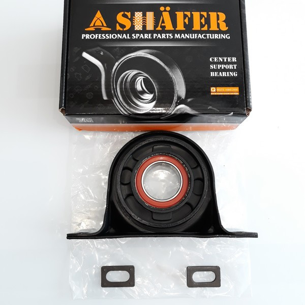 Подвесной подшипник карданного вала Volkswagen Crafter Фольксваген Крафтер (2006-) 5154107282. SHAFER Австрия