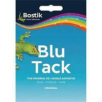Мягкие кнопки Bostik Blu Tack Blutack блутэк блю так 50 грамм