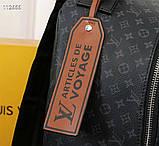 Рюкзак Луи Витон, кожаная реплика, фото 2