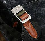 Рюкзак Луи Витон, кожаная реплика, фото 6