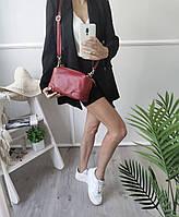 Женская кожаная сумка. Сумочка женская из натуральной кожи, фото 3