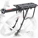 Отзывы на консольный багажник усиленный для велосипеда