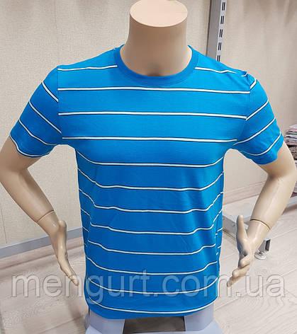 Чоловічі футболки з бавовни Узбекистан, фото 2