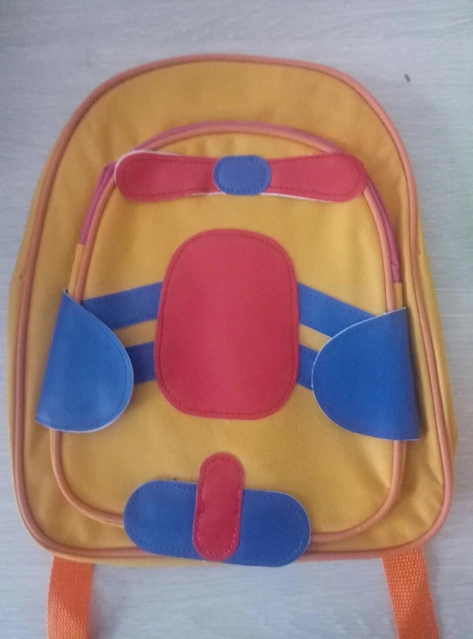 Маленький детский рюкзачок для малышей Baby Tilly животные для детского сада, рюкзак вертолет