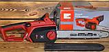 Пила ланцюгова електрична (електропила) Einhell GH-EC 2040 4501720 2 кВт шина 406мм електро пила, фото 10