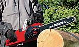Пила ланцюгова електрична (електропила) Einhell GH-EC 2040 4501720 2 кВт шина 406мм електро пила, фото 8