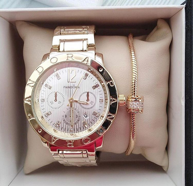 Жіночі годинники Pandora
