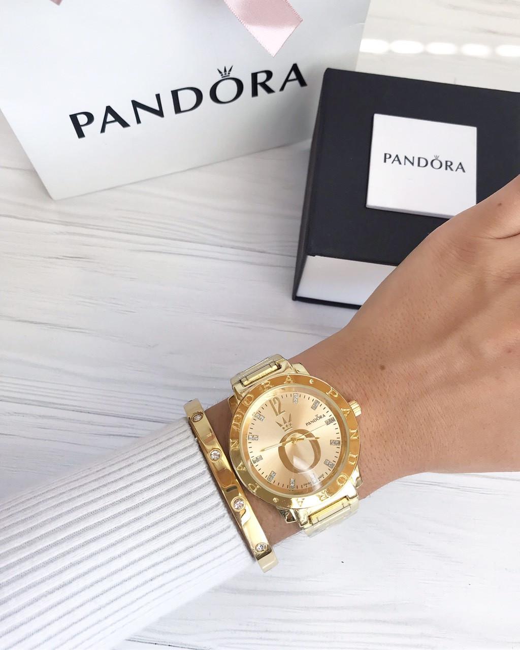 Жіночі годинники Pandora Репліка пандора