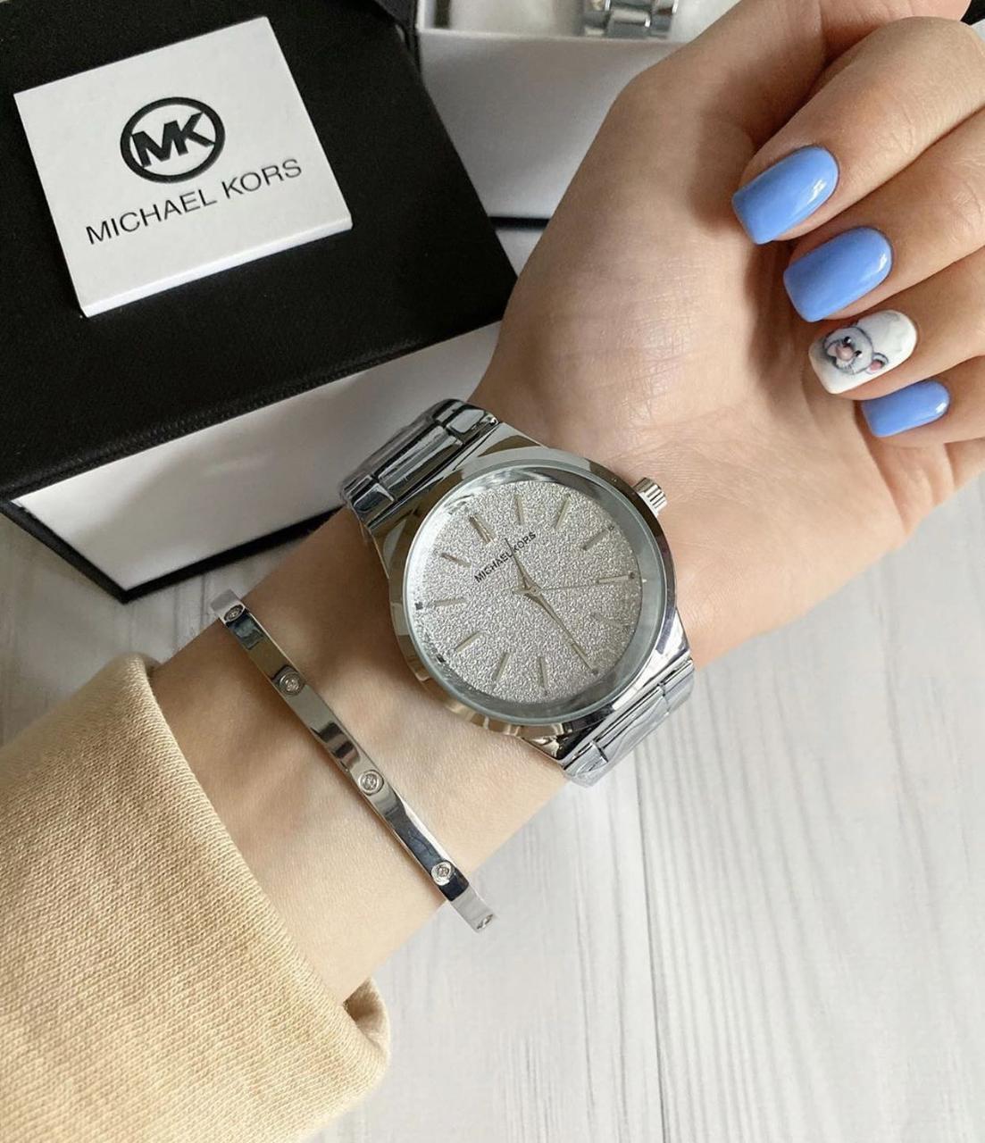 Жіночі годинники Michael Kors (люкс копія)