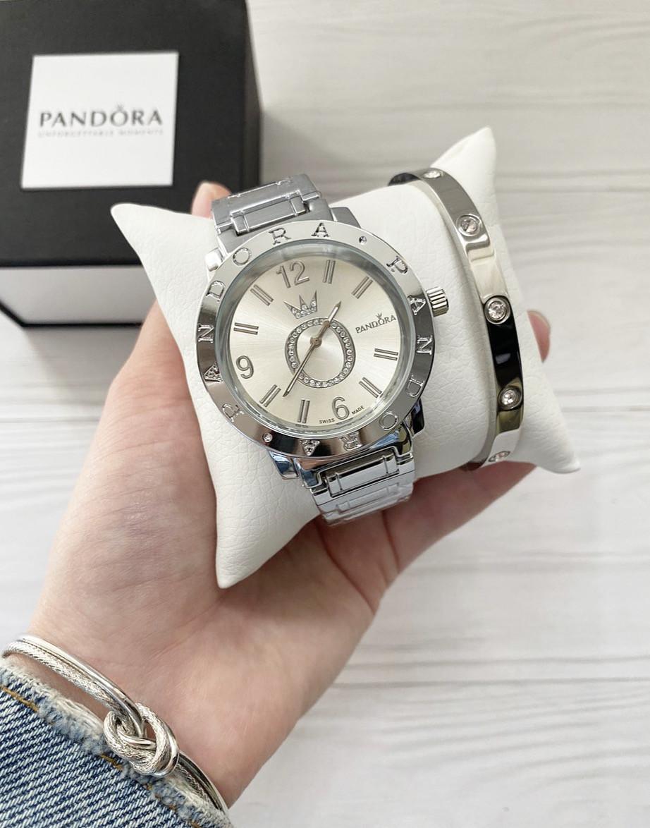 Жіночі годинники Pandora Репліка пандора (Люкс копія)