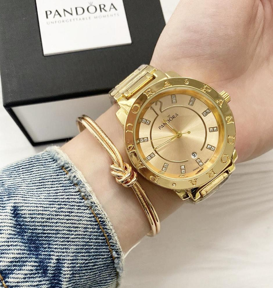 Женские часы Pandora      Реплика пандора (Люкс копия)