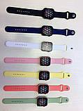 Смарт Годинник Браслет T500 Smart Watch Apple T-500 Фітнес Трекер, фото 2
