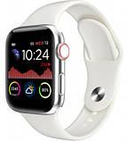 Смарт Годинник Браслет T500 Smart Watch Apple T-500 Фітнес Трекер, фото 5
