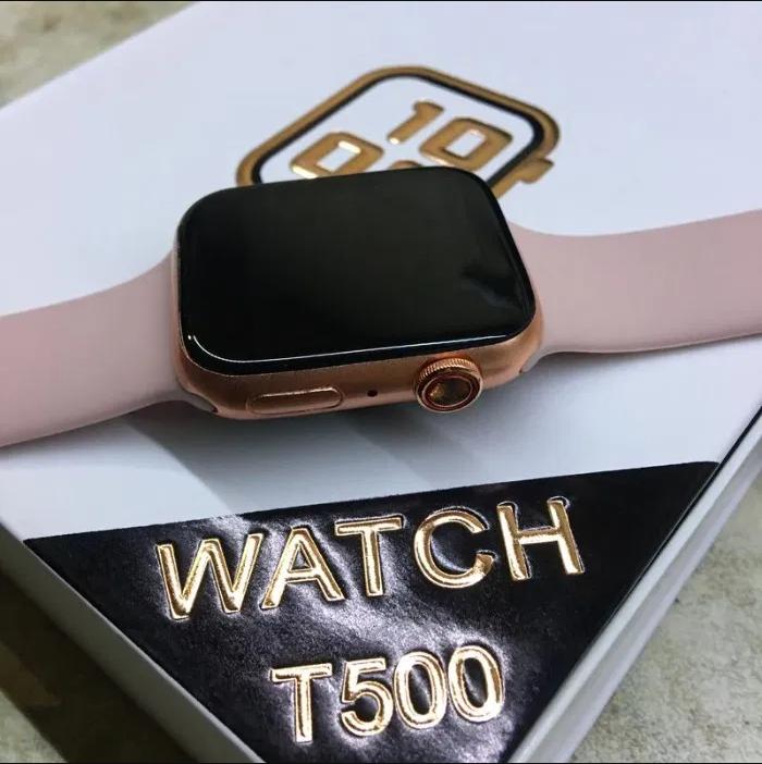Смарт Часы Браслет T500 Smart Watch T-500 Фитнес Трекер