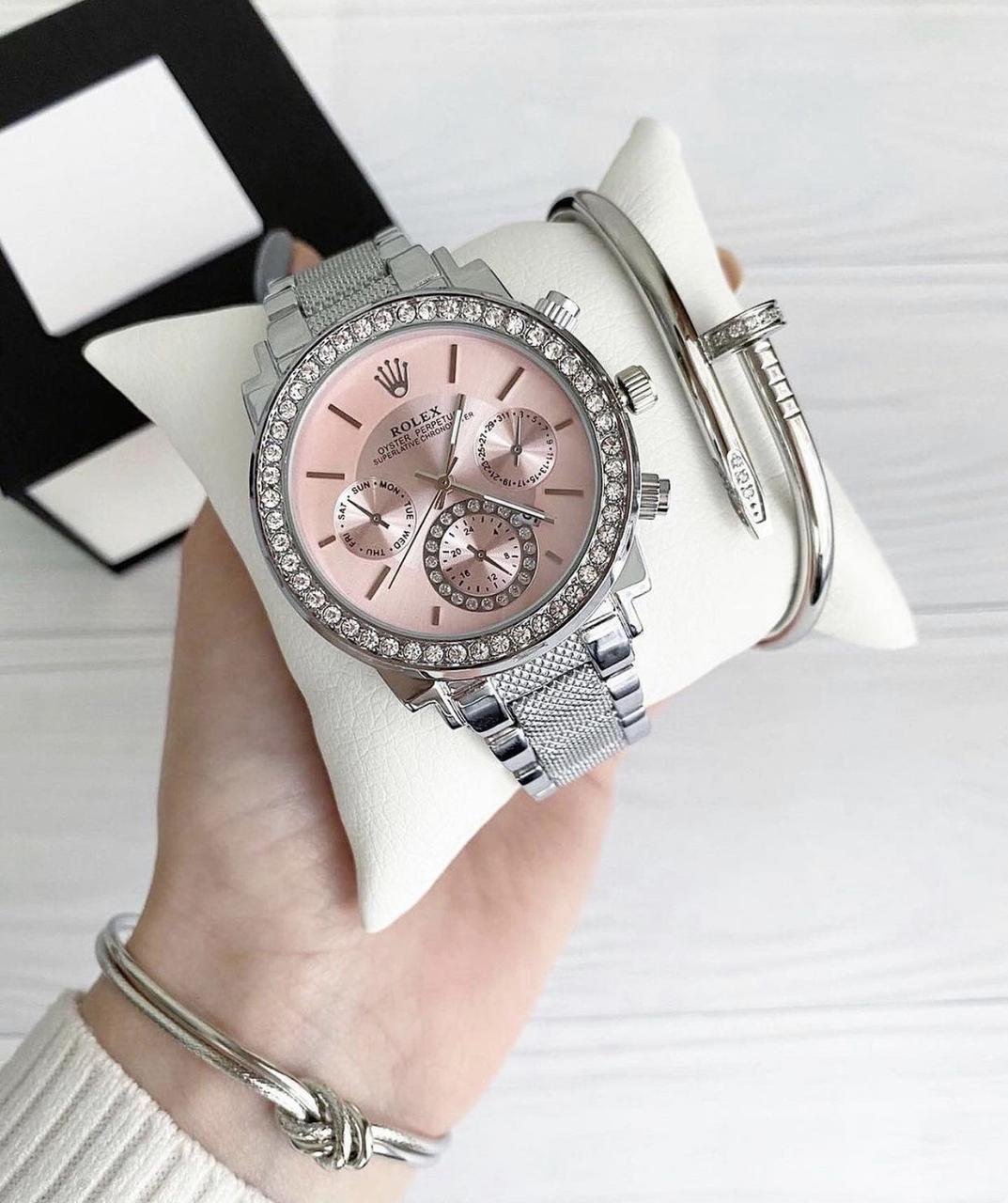 Женские часы rolex     (люкс копия)