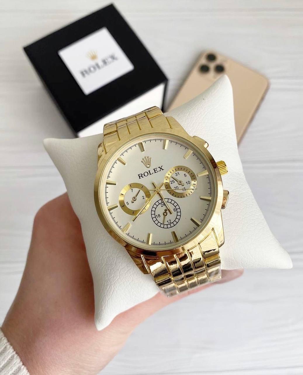 Чоловічі годинники rolex (люкс копія)