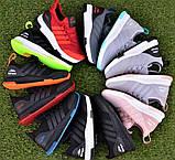 Детские кроссовки аналог адидас черные adidas Runfalcon Black р31-35, фото 2