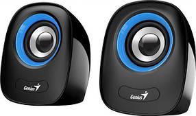 Колонки для компьютера (акустическая система) Genius 2.0 SP-Q160 Blue