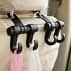 ОПТ Универсальная вешалка-крючок на спинку сиденья автомобиля для пакетов, одежды и сумок Vehicle Hander, фото 2