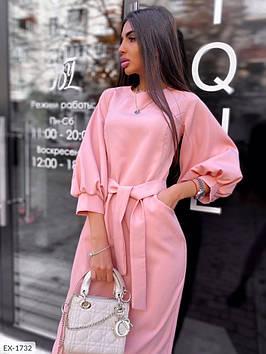 Платье EX-1732