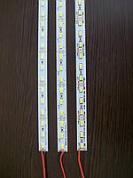Светодиодная линейка 5630 72 LED IP20 3000K (теплый белый) со скотчем 3М, фото 1