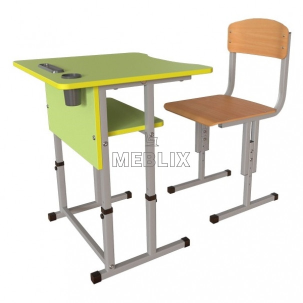 Комплект меблів для Нової української школи ➨ Першачок✔️