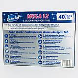 Немецкие таблетки для посудомойки Saubermax Mega 12,40 шт, фото 2