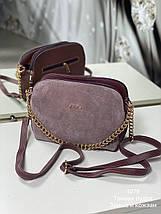 Маленька жіноча сумка 4079z (ЮО), фото 3